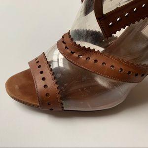 Oscar de la Renta Shoes - Oscar de la Renta Oxford Illusion Heels